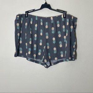 Sonoma Pineapple Pajama bottom